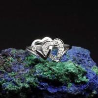 圖示-白K金鑽石戒指 | DiaR26