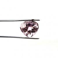 圖示-紫鋰輝石裸石 (Kunzite)