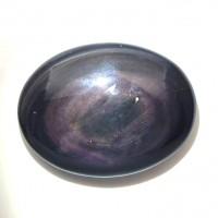 圖示-彩虹黑曜石(Rainbow Obsidian)