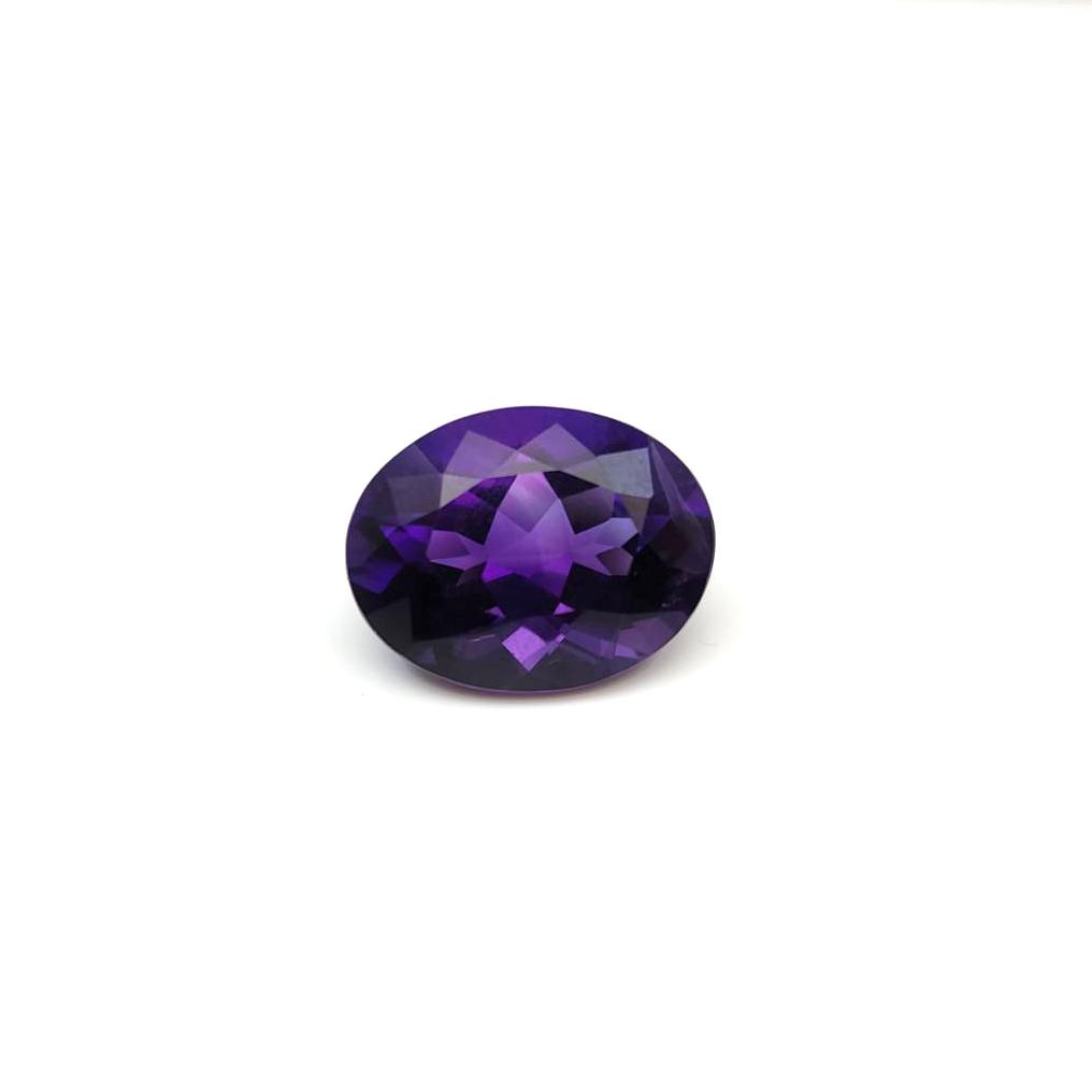 圖示-紫水晶裸石(Amethyst)