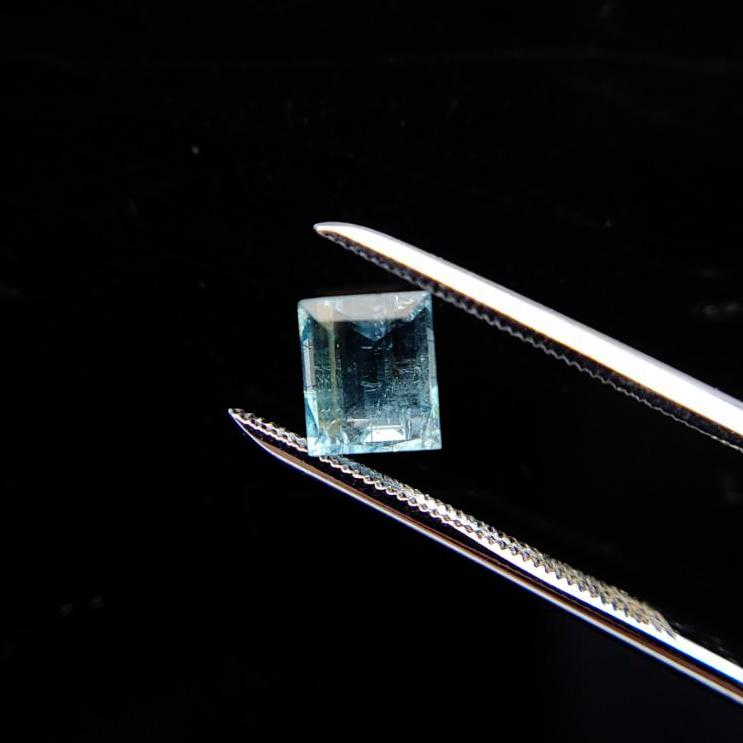 圖示-海藍寶裸石(Aquamarine)