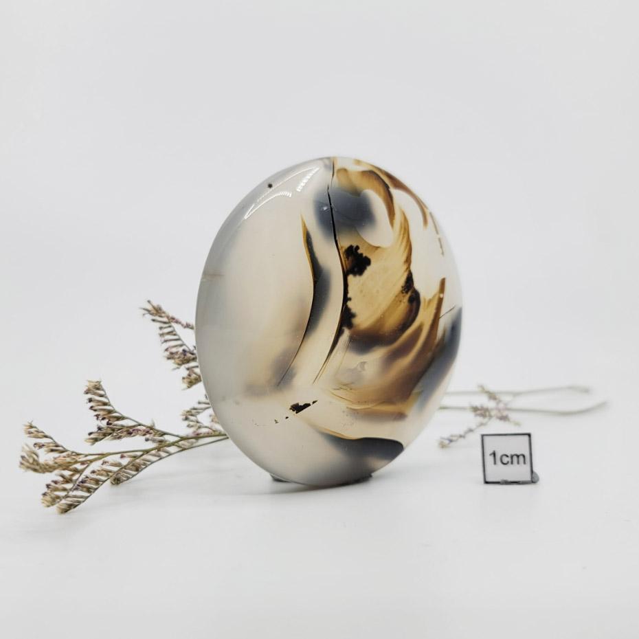 苔紋瑪瑙(Dendritic Agate)