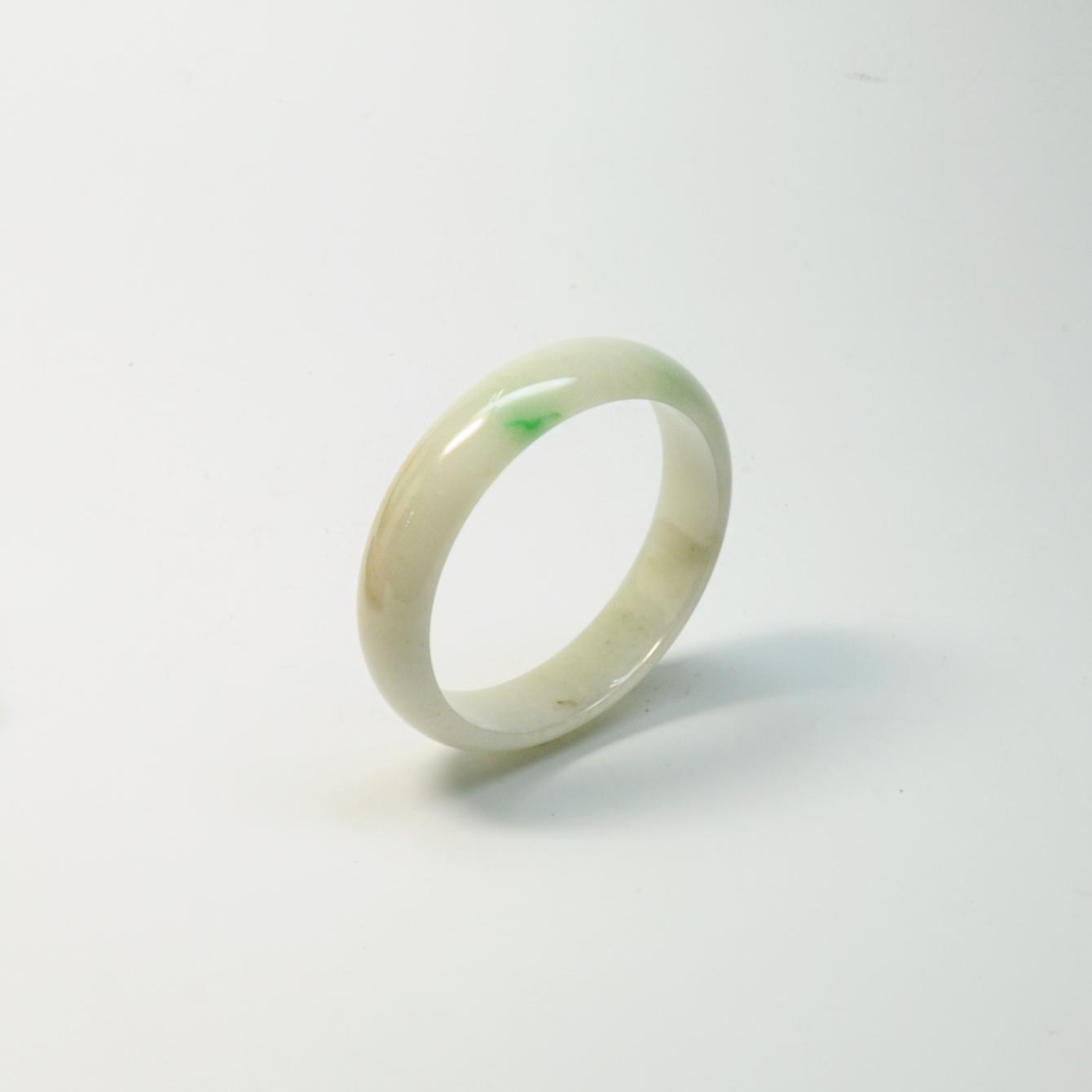 翡翠三彩手鐲(Jadeite)