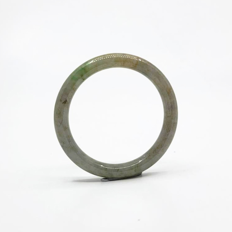 圖示-翡翠冰種手鐲(Jadeite)
