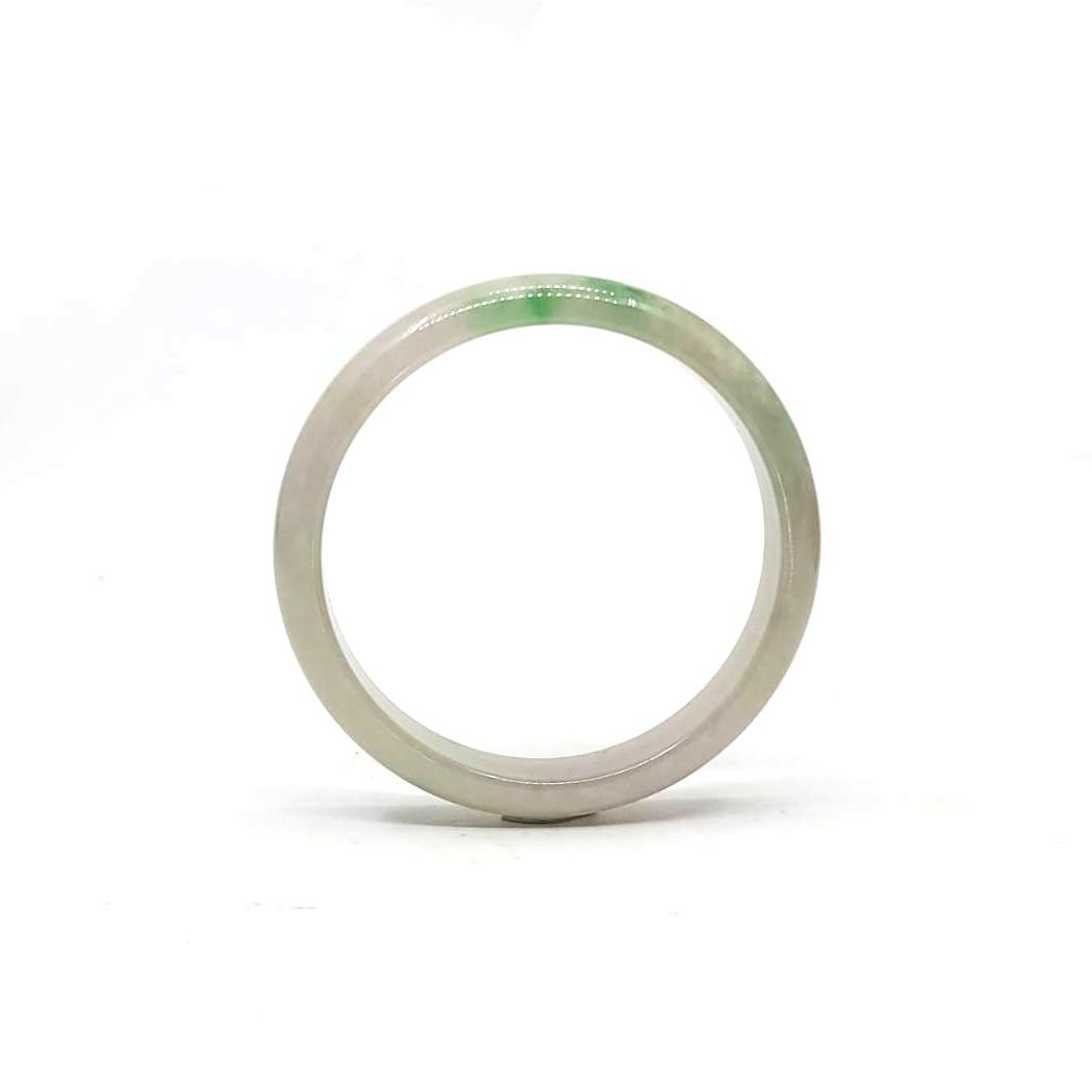 圖示-翡翠三彩手鐲(Jadeite)