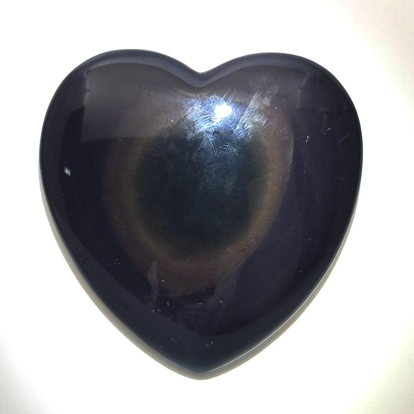 彩虹黑曜石(Rainbow Obsidian)