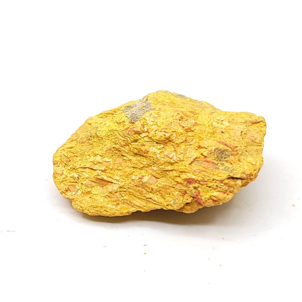 雌黃石晶體(Orpiment)