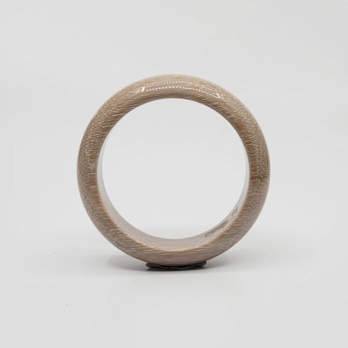 圖示-矽化木手鐲(Petrified Wood)