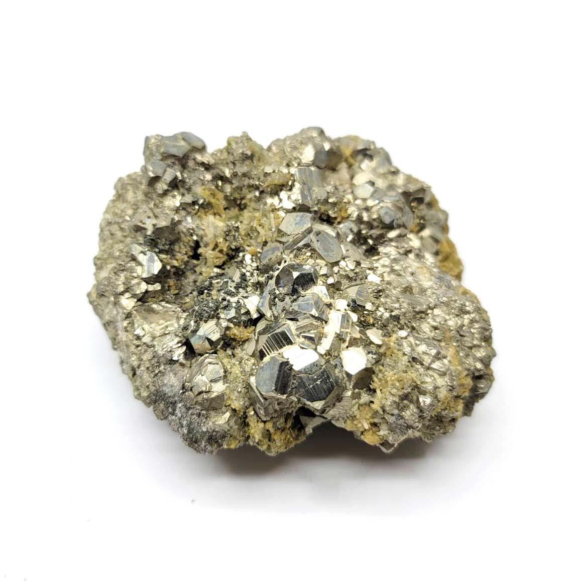 圖示-黃鐵礦(Pyrite)