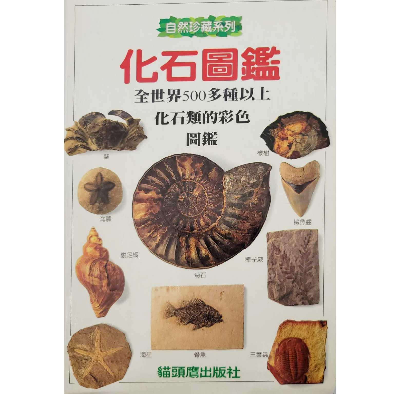 圖示-化石圖鑑